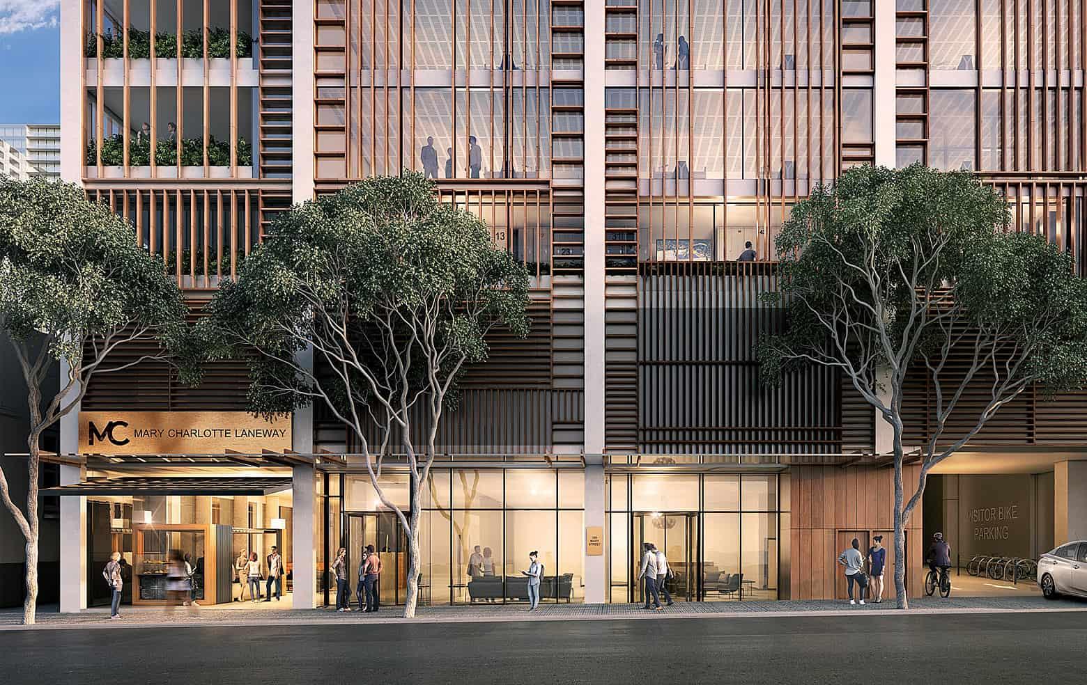 Ashemorgan Asset: Midtown Centre Brisbane